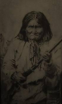 Geronimo by Scott Hawkman