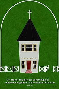 God's house by Greg Long