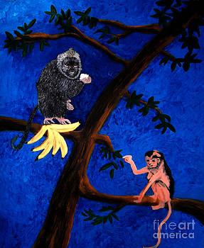 Ayasha Loya - Gone Bananas
