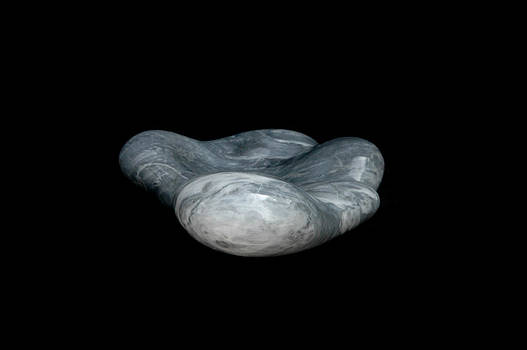 Gray cloud by Francesca Bianconi