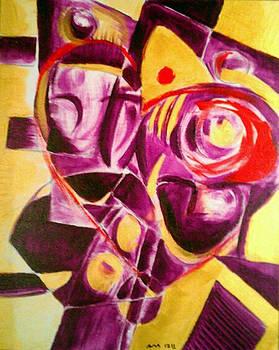 2 Heads 1 Heart by Ari Meier