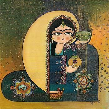 Khatoon by Mahshid Zali