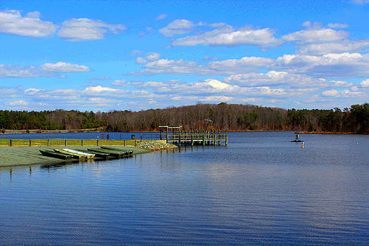 Lake Mackintosh by Bob Whitt