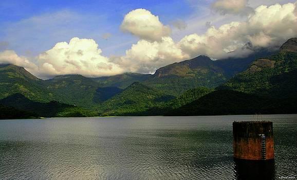 Landscape by Vinod Nair