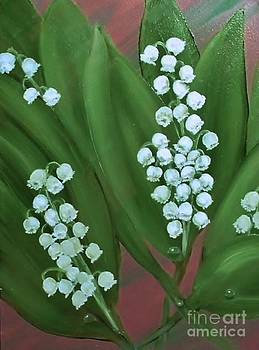 Peggy Miller - Lily of the Valley