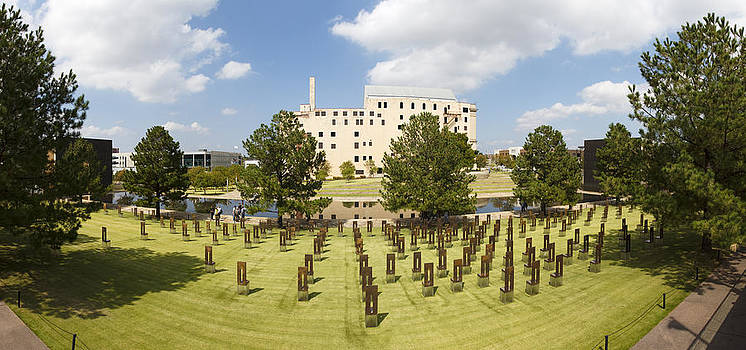 Ricky Barnard - Oklahoma City National Memorial