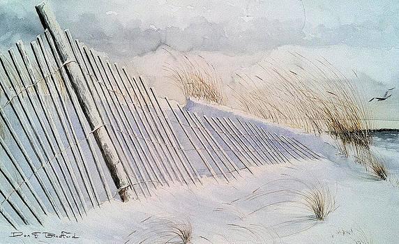 On Sheepshead Bay by Don F  Bradford