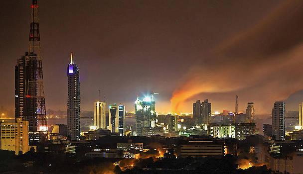 Kantilal Patel - Panorama Capital Blaze
