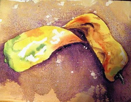 2 Peppers by Geri Berkenstock