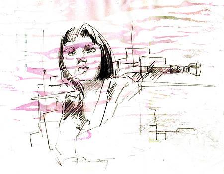 Portrait by Ertan Aktas