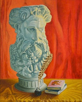 Poseidon by Fernando A Hernandez