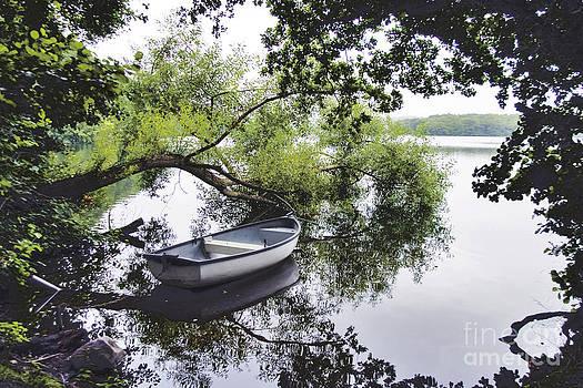 Quiet Lake by Wedigo Ferchland