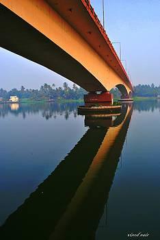 Reflections by Vinod Nair
