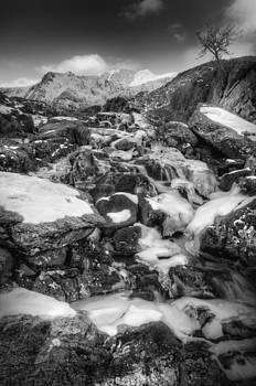 Rhaeadr Idwal Waterfall by Andy Astbury