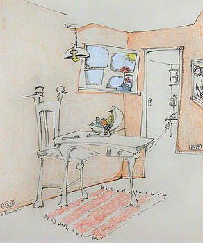 DENNY CASTO - Cartoon life