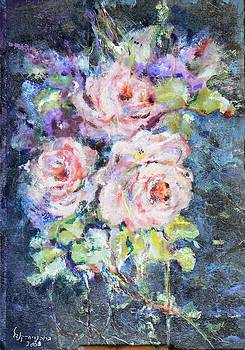 Roses by Baruch Neria-Kandel