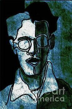 Self-portrait by Mohamed El RAIS