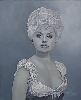 Sophia Loren by Antonio Marchese