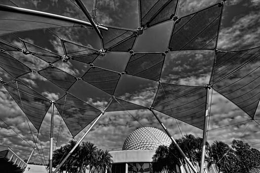 Spaceship Earth HDR by Jason Blalock