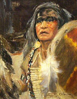 Chisho Maas - Spirit of Pow Wow