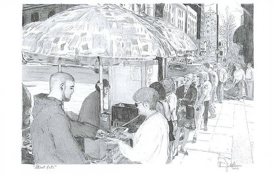 Street Eats by Larry Oldham