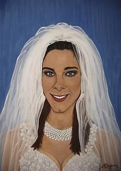 The Bride by Miriam Sage