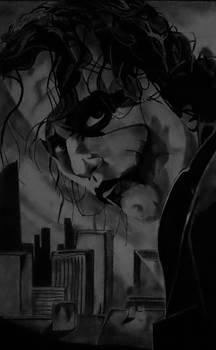 The Joker by Scott Hawkman
