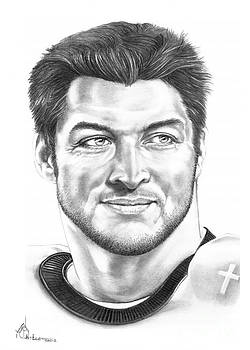 Tim Tebow by Murphy Elliott