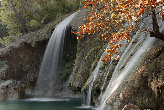 Turner falls by Cindy Rubin