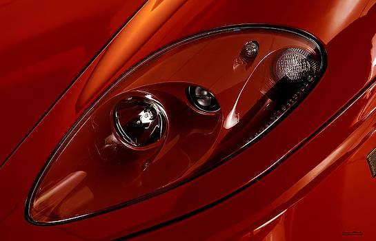 2002 Ferrari 360 Modena F1 Spyder 2 by Kevin Moody