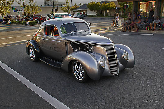 Mick Anderson - 2012 Grants Pass Cruise - My Next Car