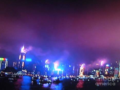 2012 Purple City by Lam Lam