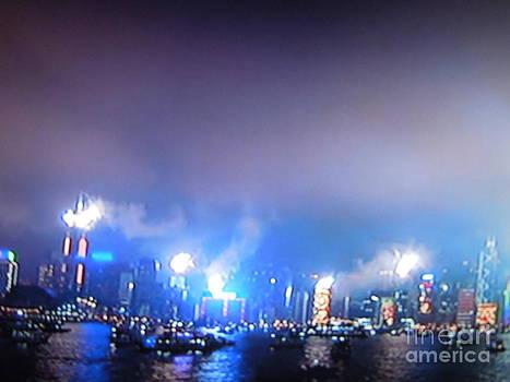 2012 Purple Night by Lam Lam