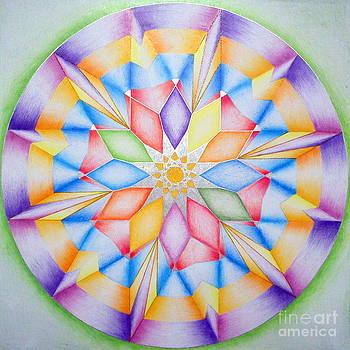 215.Mandala  by Martin Zezula