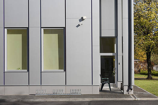 The Nursing Centre A Building In P�rnu by Jaak Nilson