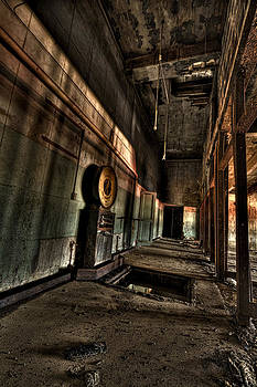 Abandoned Warehouse HDR by Jason Blalock