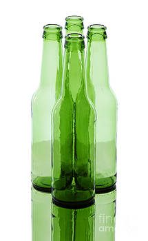 Beer Bottles by Blink Images
