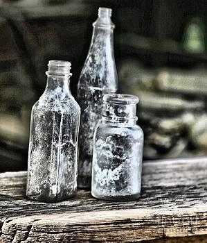 3 Bottles by Donald Tusa