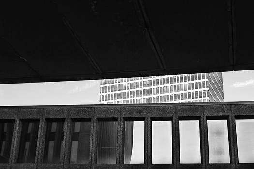 3 Buildings. A Study by Tom Bush IV