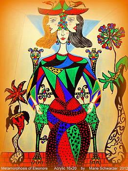 Metamorphosis of Eleonore by Marie Schwarzer