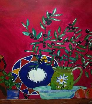 Julie Butterworth - Olives