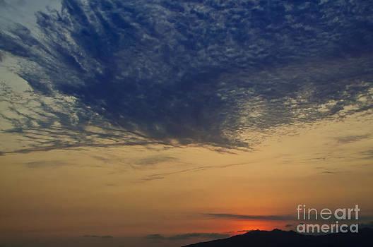 Puerto Vallarta Sunset... by Christine Kapler