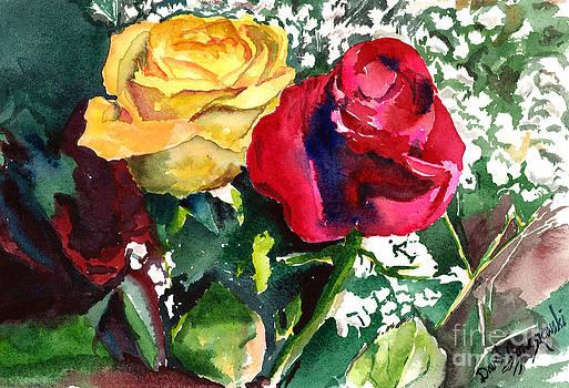 3 Roses by David Ignaszewski