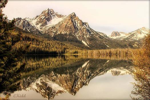 Stanley Lake by Lisa Kidd