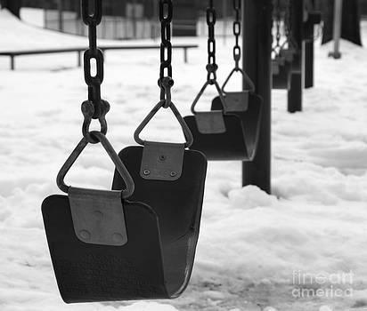 Swings by Valerie Morrison