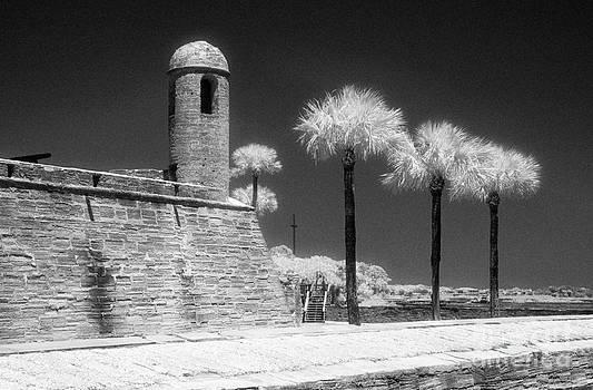 Jeff Holbrook - The Castillo de San Marcos