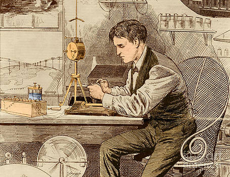 Science Source - Thomas Edison