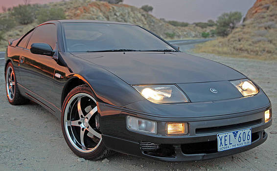 300 Zx by James Mcinnes