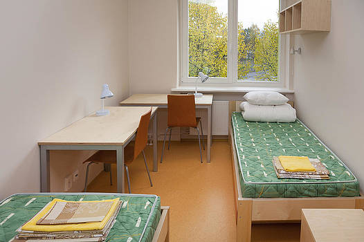 A Hostel For Teenagers School Age Young by Jaak Nilson