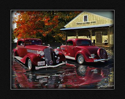 34 Buick by John Breen
